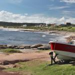 Jose Ignacio boat and beach