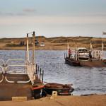 Laguna Garzon ferry