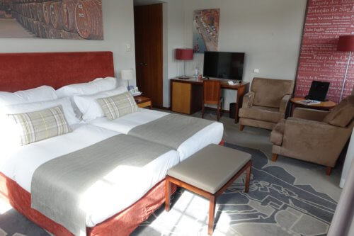Pestana Vintage Porto bedroom