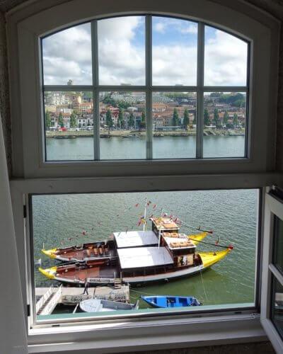 Pestana Vintage Porto river view