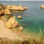 Praia da Dona Ana beach