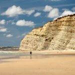 Praia Porto de Mos walkers